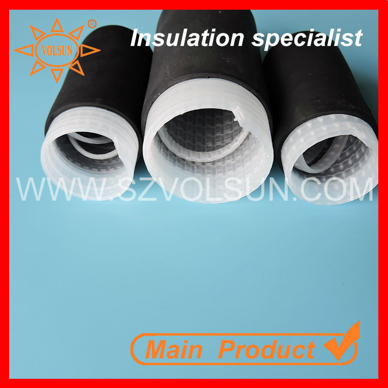 Cold Shrink Plastic Molded Epdm Rubber