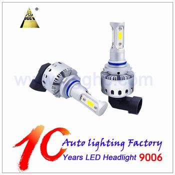 HB4 10000LM all in one high quality of hotsale auto Led Headlight 50W 9006
