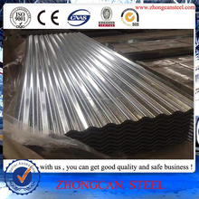 Alibaba best sellers DX51D 24guage galvanized sheet metal roof sheet