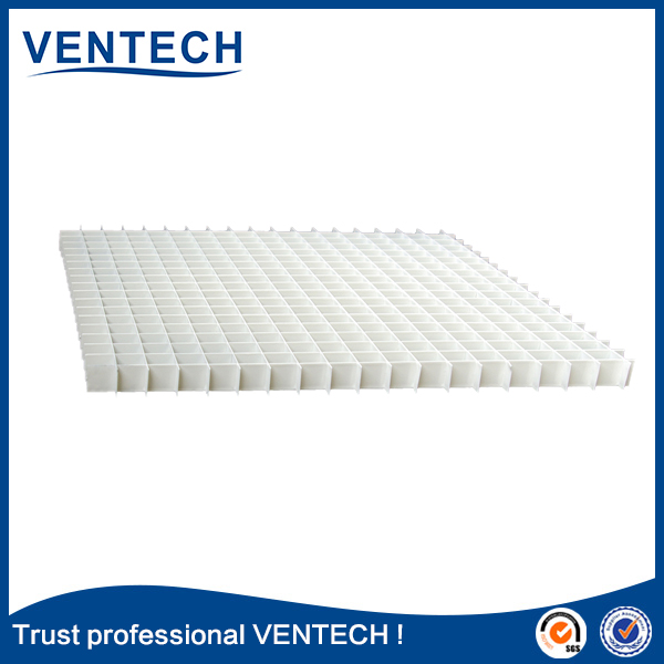 Hot-sale brand product VENTECH aluminum eggcrate grille and supply return air grille