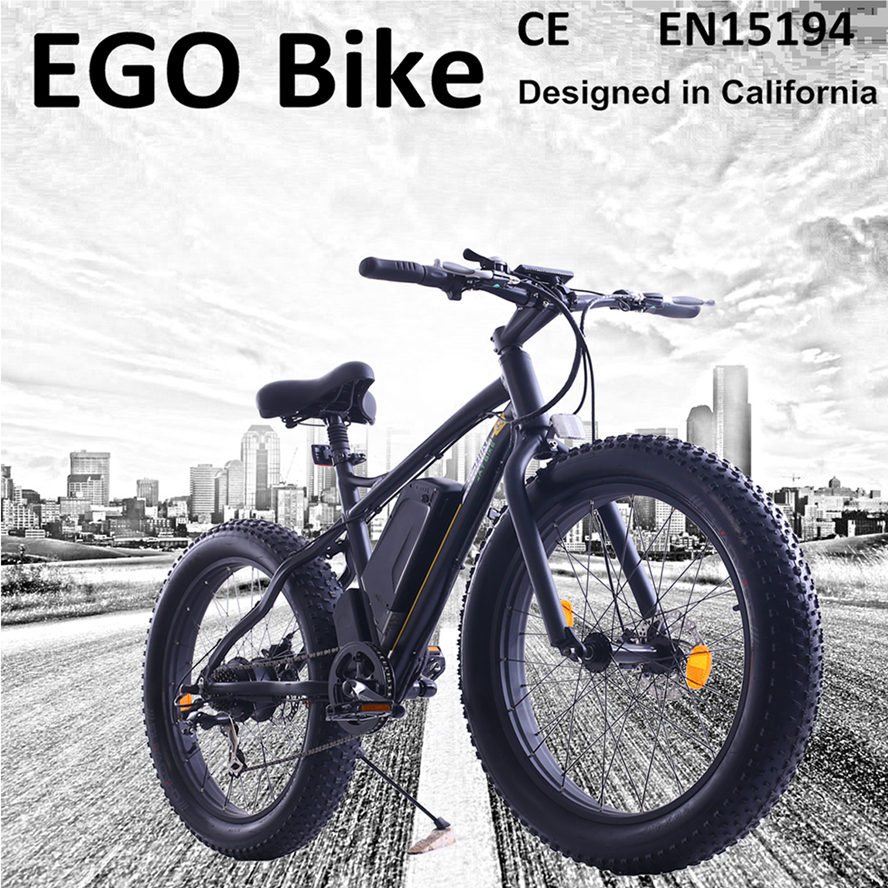 Fat bike motor bike electric 1500w