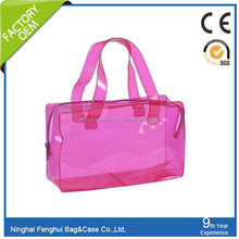 promotional factory direct cheap cosmetic pvc bag for promotion