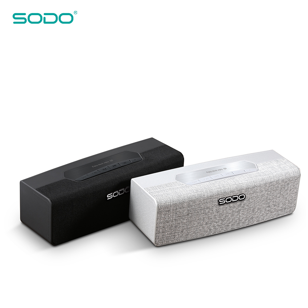 SODO <strong>L2</strong> Deep Base OEM Customize Logo Wireless Bluetooth Speaker