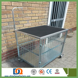 pet life dog cage/dog cage, double dog cage, expanded metal dog cage BN