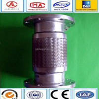 Coupling Type Stainless Steel ss304 Material stainless steel Metal Bellow