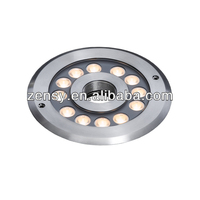 High quality underwater led decorative light waterproof led light for swimming pool 24V DC
