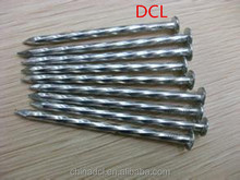 1/2 inch high quality black /galvanized zinc / carbon steel iron nail /Clavos