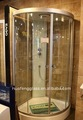 bathroom partition glass