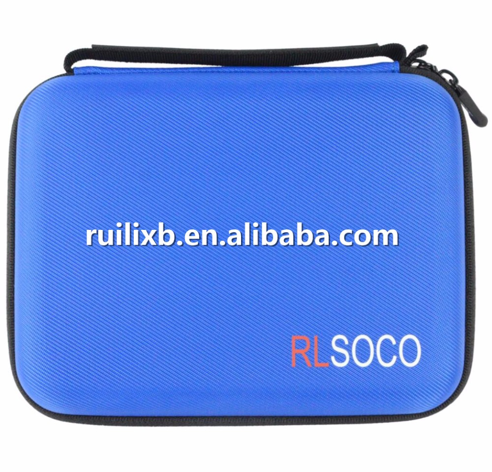 RLSOCO camera bag case Go pro camera bag with hard case