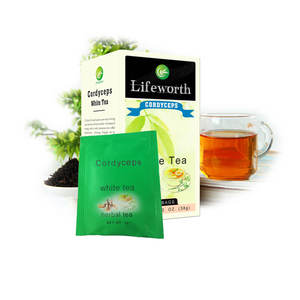 Lifeworth instant herbal milk white tea with detox and whitening benefits