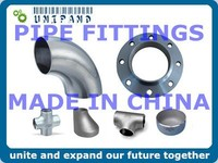 e shop with steel pipes and steel pipe fittings