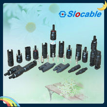 TUV approved solar cable solar mc4 connector mc3 connector tyco connector and so on solar cells kits