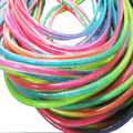 New style multipurpose colorful pvc plastic string cord