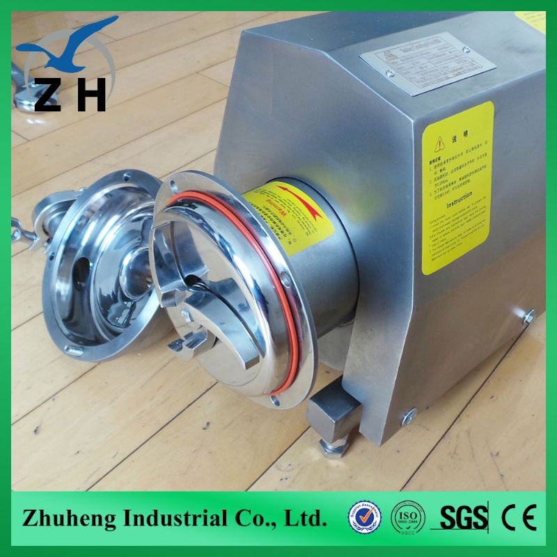 food grade stainless steel sanitary Centrifugal pump turbine water pump water pump 2kw price