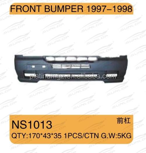 URVAN E24 FOR <strong>FRONT</strong> BUMPER 1997-1998 E24 NS 1003 BEST QUALITY AND HOT SELL