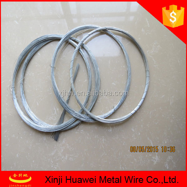 steel wire rod18 gauge heating binding wire/18 gauge galvanized wire rod