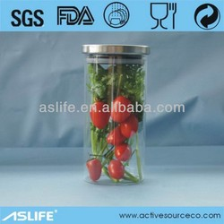 New Arrival! Hermetic Food Glass Jar Wholesale