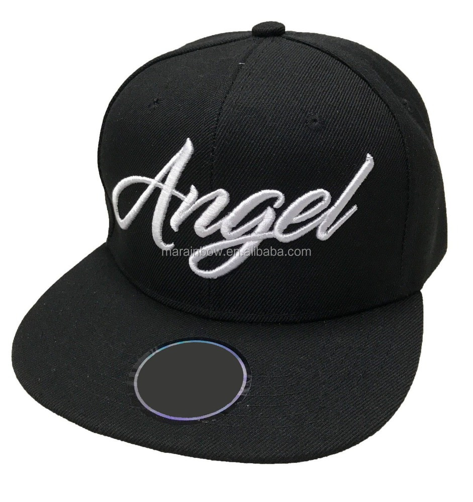 Devil amp Angel Snapback USA Baseball Cap