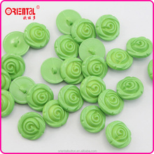 Cute plastic button for Children clothing kids clothing with shank