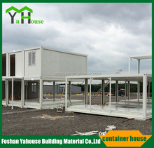 durable prefabricated steel structure container home, mobile container house factory price