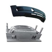 High Precision OEM Plastic Mould Maker Injection Mold ,Auto Front Bumper Plate Car Front Parts