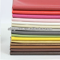pu leather raw materials for car seats