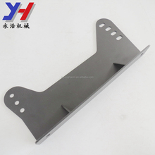 Customized type stamping stainless steel L bending bracket