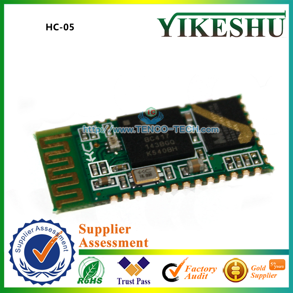 factory price high quality bluetooth 2.0 transmitter module HC-05