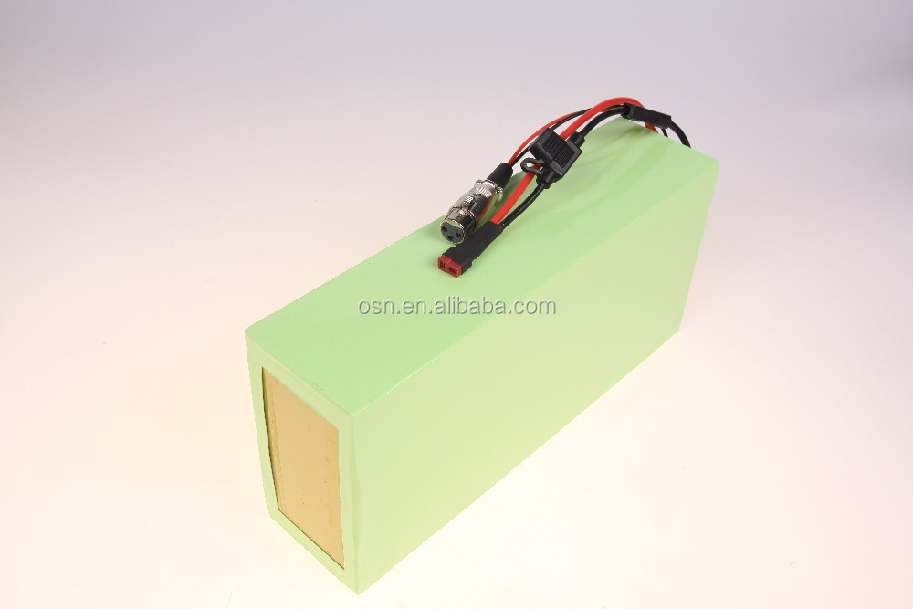 High standard lithium 36v 30ah battery pack For electric scooter 1000w