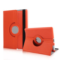 High Quality Revolving Leather Case For IPad 5 Of Good Price