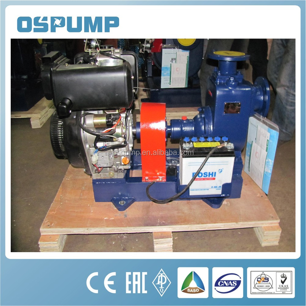 ZX high volume low pressure electric water pumps