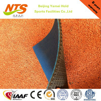 Prefabricated Rubber Running Track Jogging Track Material