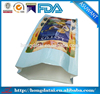 factory custom made plastic rice bag /bag for rice as you want
