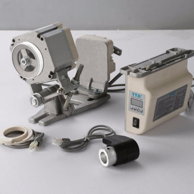 Needle Positioner Energy Saving Servo Motor, Industrial Sewing Machine Motor