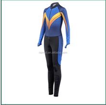 high quality sports wear snow sportwear custom sublimation speed skating suit