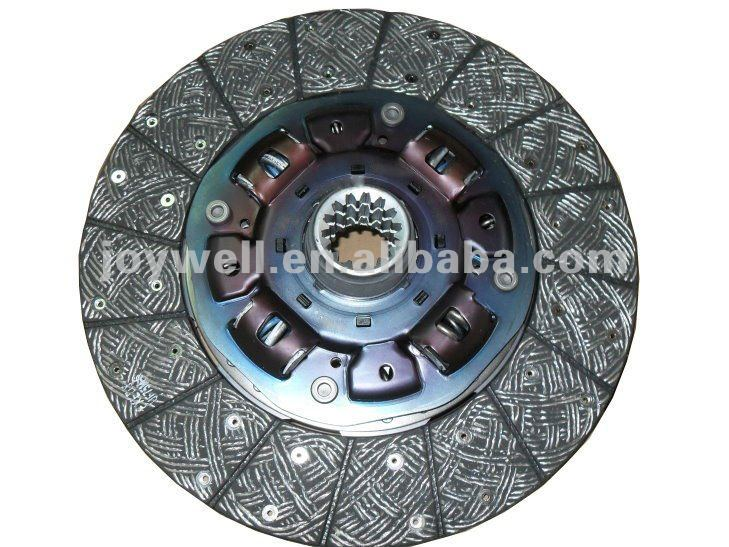 MITSUBISHI FUSO 6D16 350 MM CLUTCH DISC