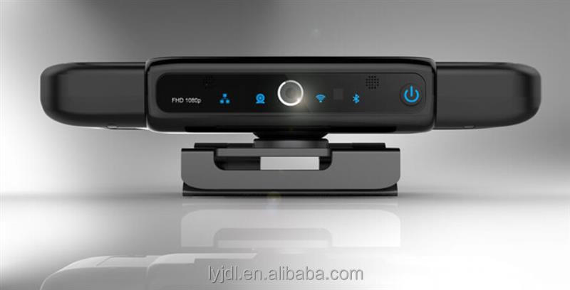 best selling android tv box with skype camera made in China