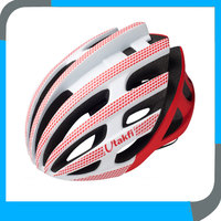 fashion in-mold adult road safety bicycle helmets for bike cycling