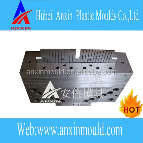 plastic extrusion die design/plastic pvc extrusion die mould tooling/plastic extrusion die head