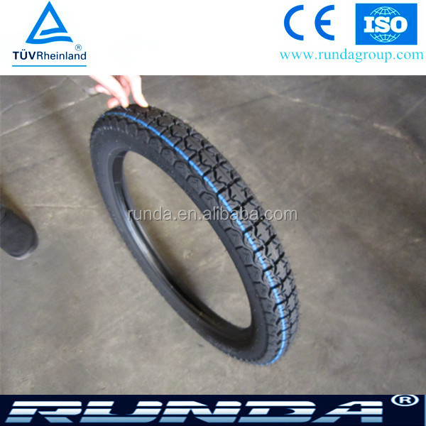 qingdao cheap vintage motorcycle tire 250-18