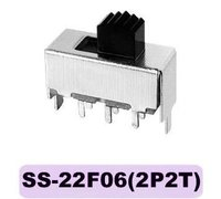 dpdt toggle switch SS-22F06(2P2T)