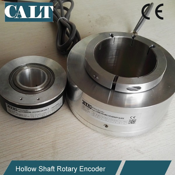 High resolution Hollow shaft type encoder