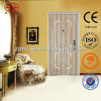 Exterior design metal Security steel doors