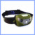 High Power Hunting Light 600lm XPE and 2 LED Headlight Camping Head Lamp Torch With USB Rechargeable Cable