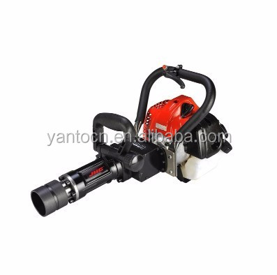 High Quality Gasoline Powered Fence Pile Driver Handheld Guardrail petrol Post Driver