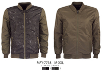 Glo-story double face jacket