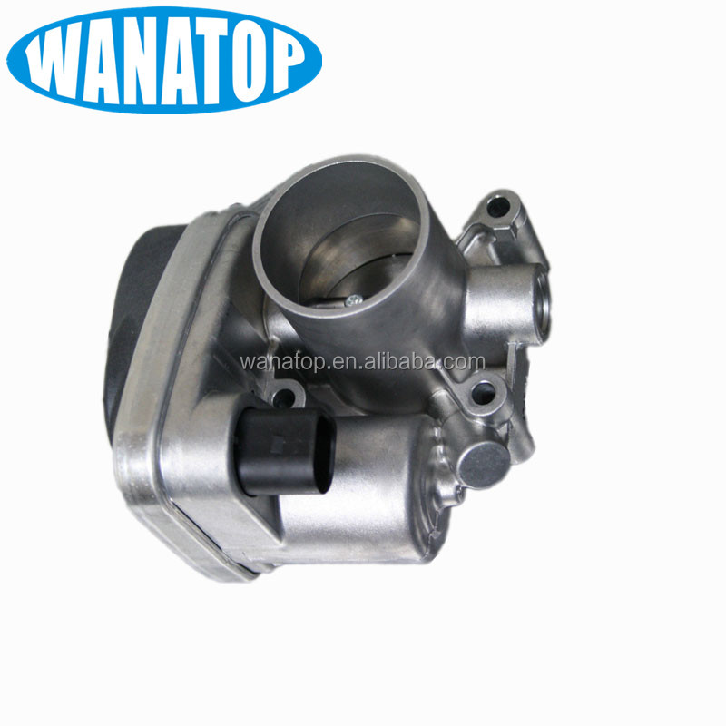 44mm Throttle Body 408238321007 036133062N 036133062B 408238321003Z 408238321007Z for <strong>Audi</strong> A2 Seat Skoda VW Polo
