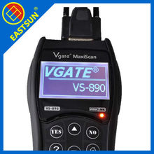 EASTSUN Multi-language VGATE MAXISCAN VS890 OBDII OBD2 EOBD CAN-BUS Fault Code Reader Scanner
