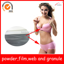 TPU Hot Melt Adhesive Films for underwear