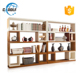 carolf simple designs wooden bookshelf with good price